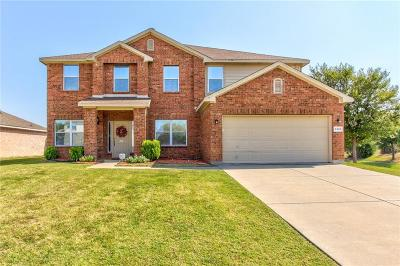 Grand Prairie Single Family Home Active Option Contract: 5356 Maverick Drive