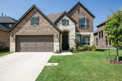 Flower Mound Single Family Home For Sale: 6336 Cedar Sage Trail
