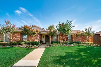 Single Family Home Active Option Contract: 2416 Daybreak Drive