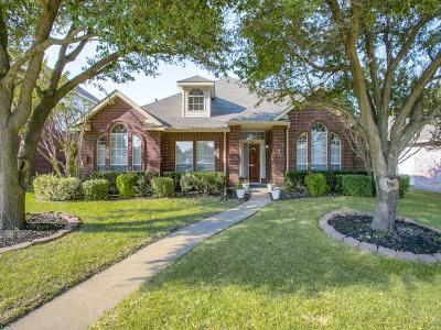 Plano Single Family Home For Sale: 1417 Burlington Drive