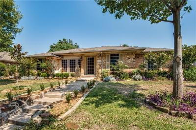 Carrollton Single Family Home For Sale: 3712 Cemetery Hill Road