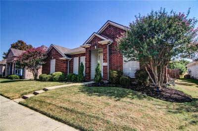 Garland Single Family Home For Sale: 2214 Valley Creek Drive