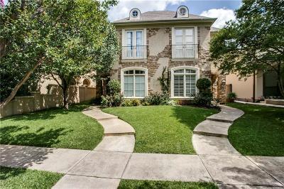 Dallas Half Duplex For Sale: 4147 Herschel Avenue