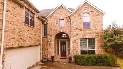 McKinney Single Family Home For Sale: 829 Moss Cliff Circle