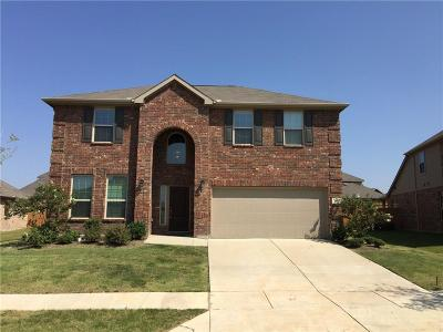 Prosper Single Family Home Active Option Contract: 1408 Nacona Drive