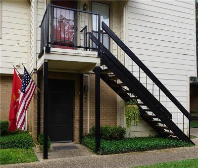 Dallas Condo For Sale: 6646 E Lovers Lane #603