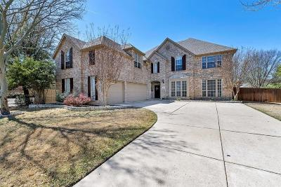Mckinney Single Family Home For Sale: 1304 Bristlewood Drive