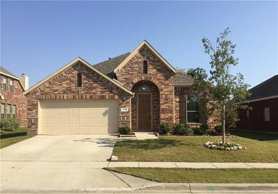 Little Elm Single Family Home For Sale: 2301 Gregory Creek Drive