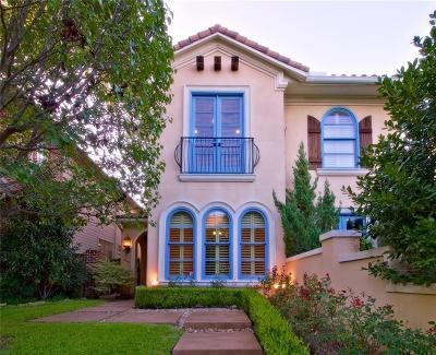 Dallas Half Duplex For Sale: 4143 Herschel Avenue