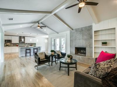 Dallas Single Family Home For Sale: 6929 Briar Cove Drive