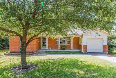 Richardson Single Family Home For Sale: 420 E Polk Street
