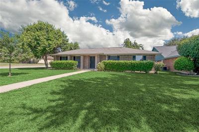 Dallas Single Family Home Active Option Contract: 2826 Rimdale Drive