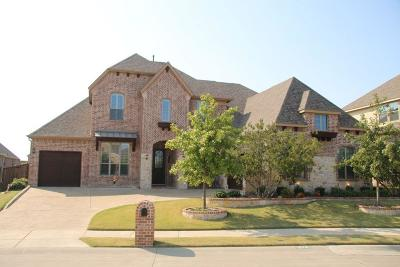 Rockwall Single Family Home For Sale: 574 Featherstone Drive