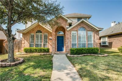 Lewisville Single Family Home For Sale: 1436 Bregenz Lane