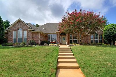 North Richland Hills Single Family Home Active Option Contract: 8804 Thornbridge Drive