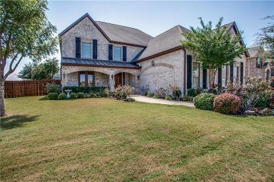Sachse Single Family Home Active Option Contract: 5726 Creek Crossing Lane