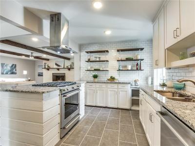 Dallas Single Family Home For Sale: 3861 Gaspar Drive