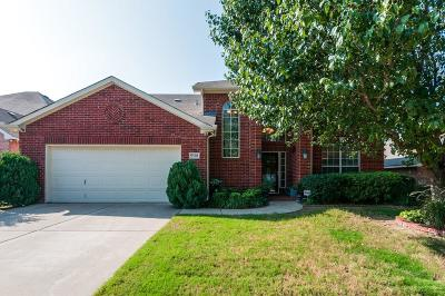 Single Family Home For Sale: 5508 Canyon Lands Drive