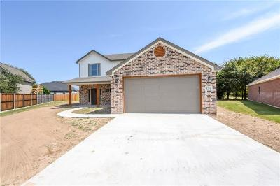 Stephenville Single Family Home For Sale: 1211 Moore Circle