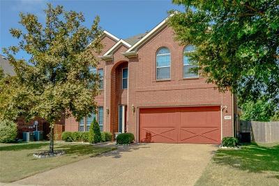 Frisco Single Family Home For Sale: 5661 Crimson Oaks Drive
