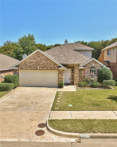 Rockwall Single Family Home For Sale: 2710 Nova Park Court