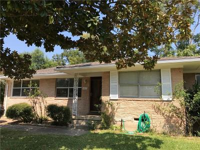 Garland Single Family Home For Sale: 1517 Randolph Drive