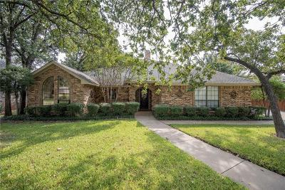 North Richland Hills Single Family Home For Sale: 7704 Ridgeway Court