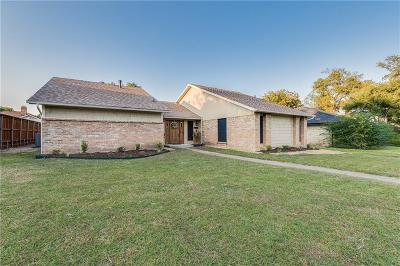 Richardson Single Family Home For Sale: 1507 Summertree Court