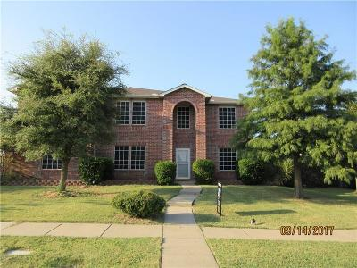 Wylie Single Family Home For Sale: 1404 Quail Meadow Drive