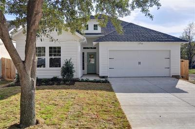 Fort Worth Single Family Home For Sale: 2809 W Bewick