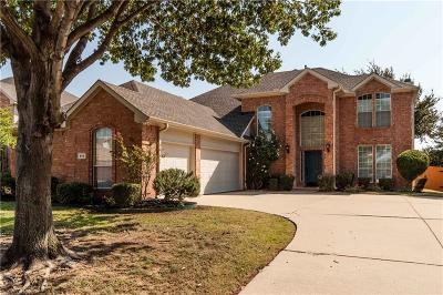 Allen Single Family Home Active Option Contract: 410 Spinnaker Drive