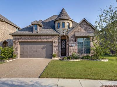 Prosper Single Family Home For Sale: 16717 Stillhouse Hollow Court