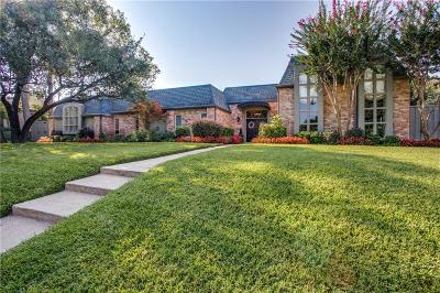 Dallas Single Family Home For Sale: 6810 Quarterway Drive