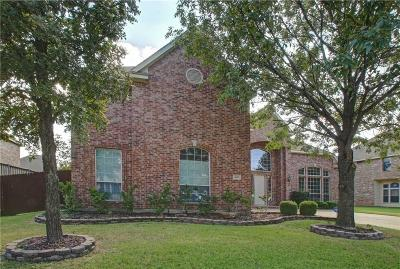 Hurst Single Family Home For Sale: 409 Dalton Drive