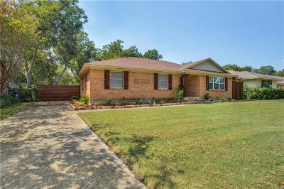 Dallas Single Family Home For Sale: 2471 Pinebluff Drive