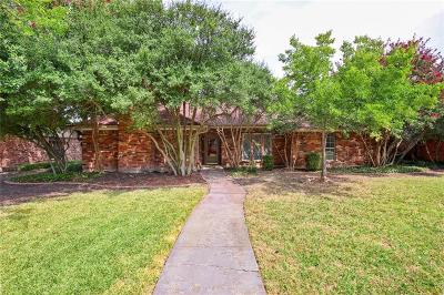 Plano Single Family Home For Sale: 2717 Crow Valley Trail