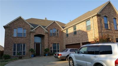 Fort Worth TX Single Family Home For Sale: $399,990