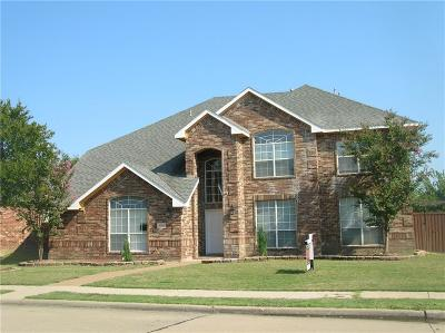 Carrollton Single Family Home For Sale: 4300 Mesa Drive