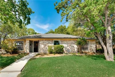 Carrollton Single Family Home For Sale: 1437 Lincoln Drive