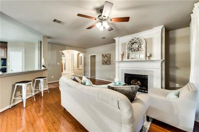 Keller Single Family Home For Sale: 1543 Lakeview Drive
