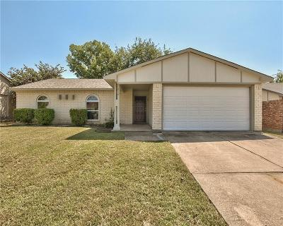 Allen Single Family Home For Sale: 712 Wandering Way Drive