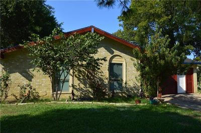 Lewisville Single Family Home For Sale: 1517 Cedar Keys Drive