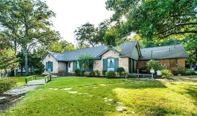 Mckinney Single Family Home For Sale: 205 N College Street