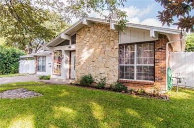 Irving Single Family Home For Sale: 3231 Thames Street