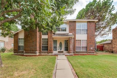 Lewisville Single Family Home For Sale: 990 Little Den Drive