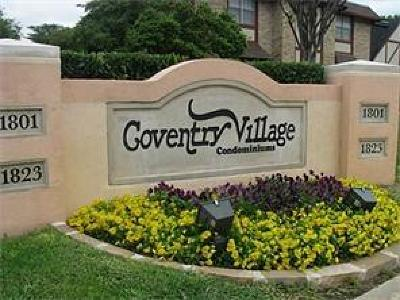 Irving Condo For Sale: 1801 E Grauwyler Road #102