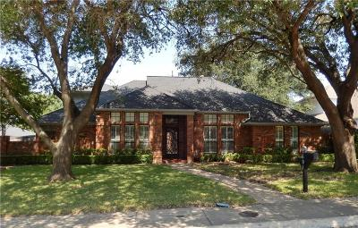 Dallas Single Family Home For Sale: 9601 Milltrail Drive