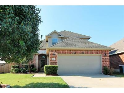 Mckinney Single Family Home Active Option Contract: 801 Ferrule Drive