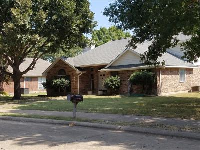 Allen Single Family Home For Sale: 1109 Fairlawn Street