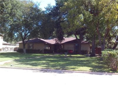 Brownwood Single Family Home For Sale: 15 Canyon Creek Drive